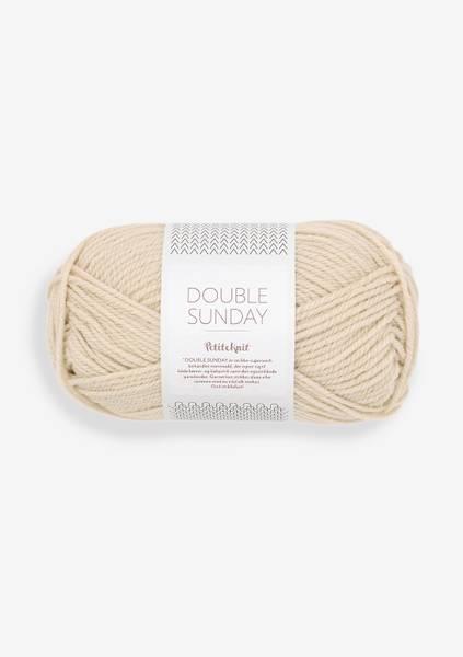Bilde av DOUBLE SUNDAY Petite Knit